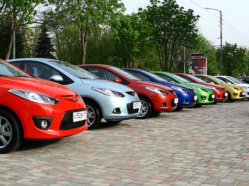 Какого цвета выбрать машину