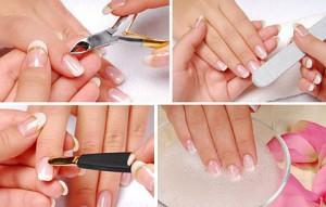 Classic manicure (1)