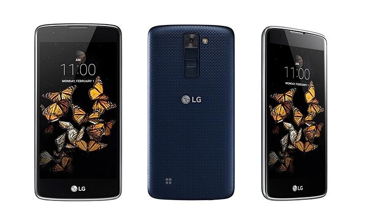 Официально представлен смартфон LG K8