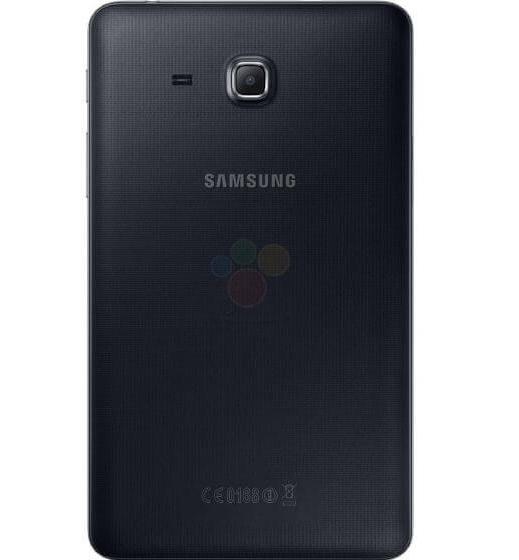 В сети появились изображения Samsung Galaxy Tab E 7.0
