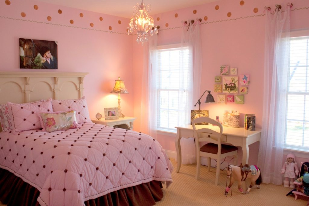 Very-Beautiful-Pink-Room-Photos-9