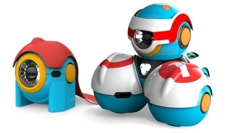 игровой робот