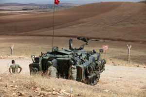 Turkey army in Iraq