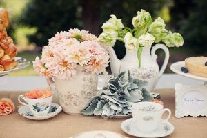 французское чаепитие