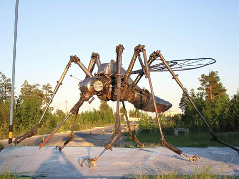 Pamyatnik komaru