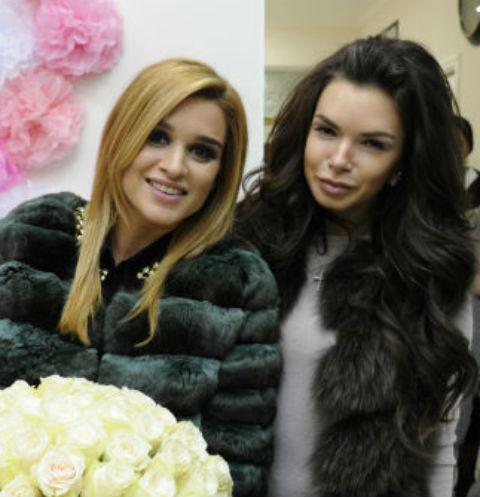 Катя Жужа и Бородина