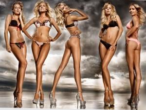 красота женское тело