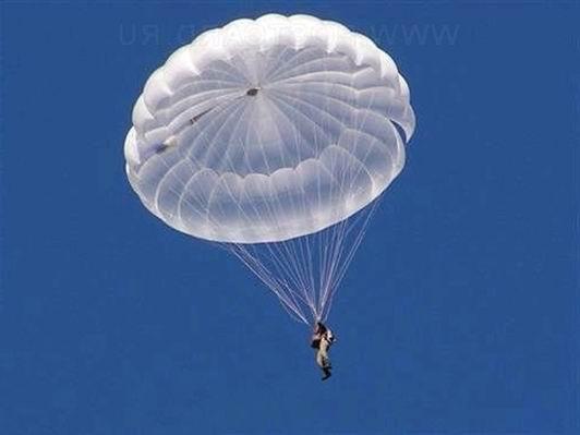 Прыжки с парашютом-2