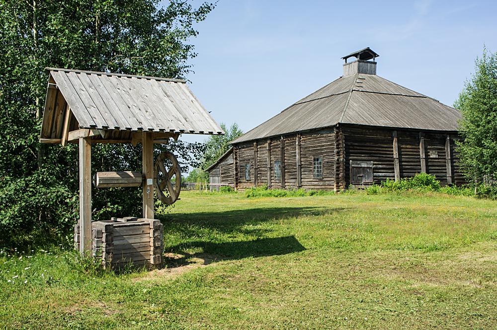 Боровский солеваренный завод