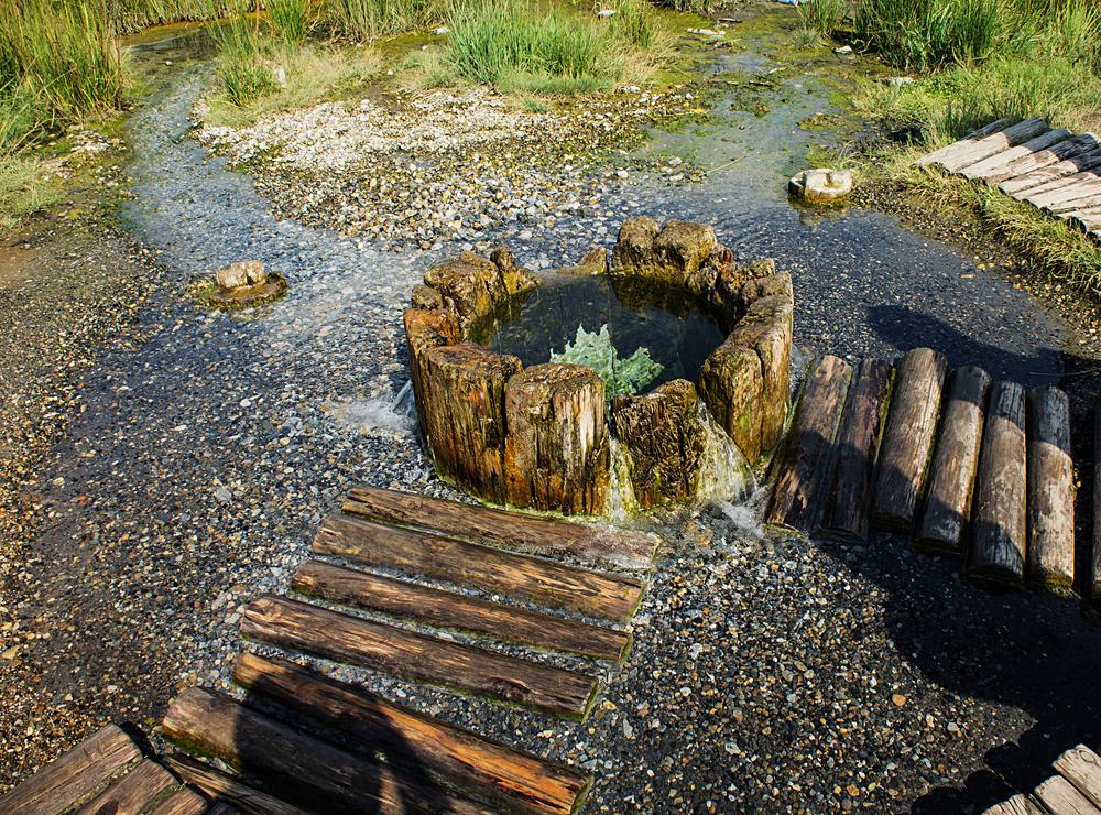 Соликамск - Людмилинская соляная скважина