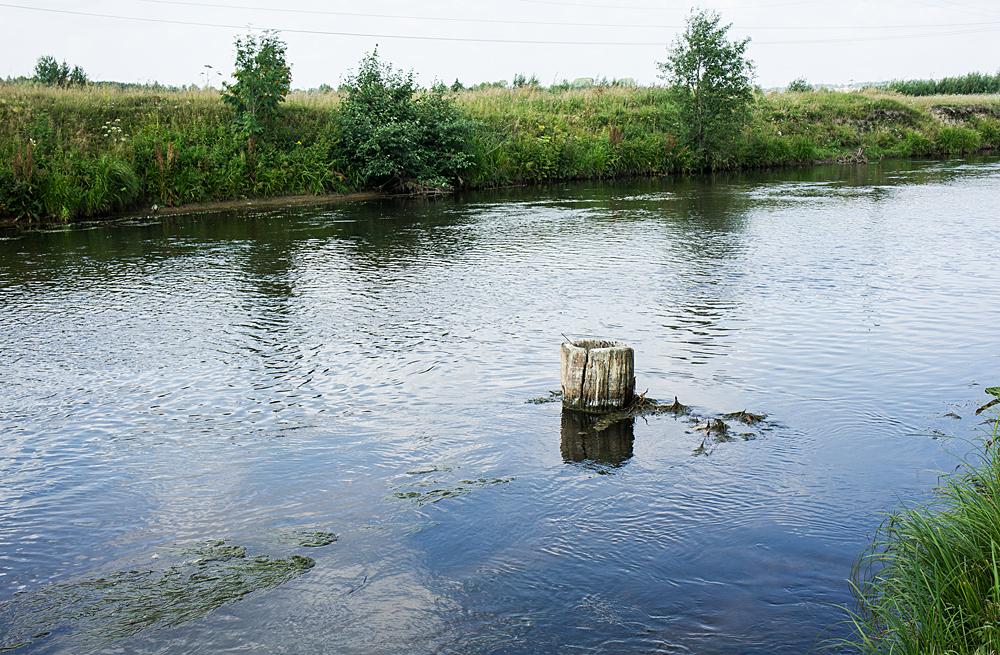 Калинниковская соляная скважина на реке Усолка