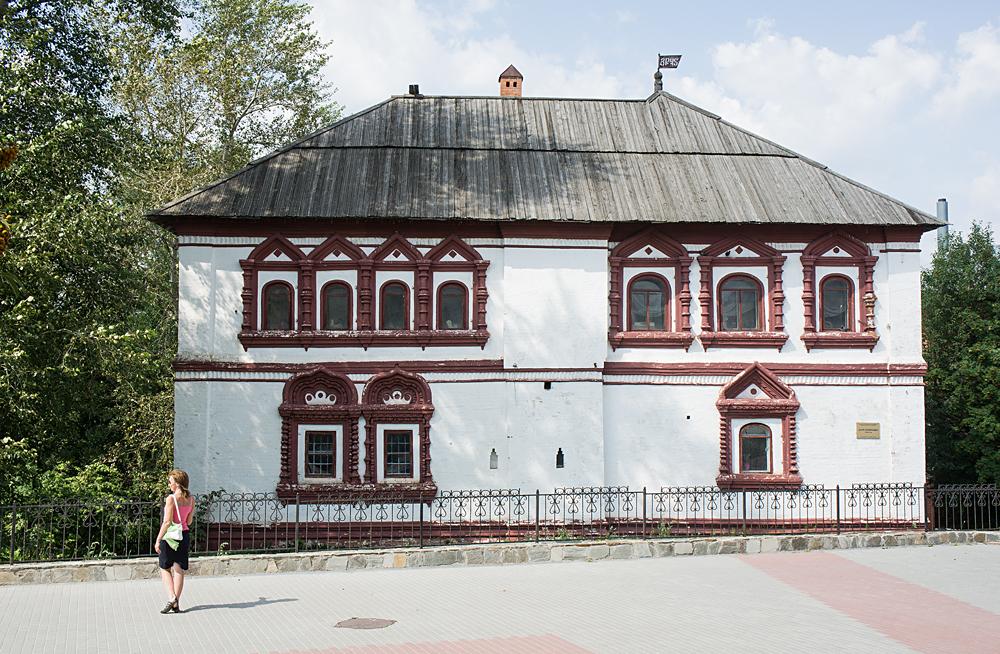 Соликамск - Дом Воеводы