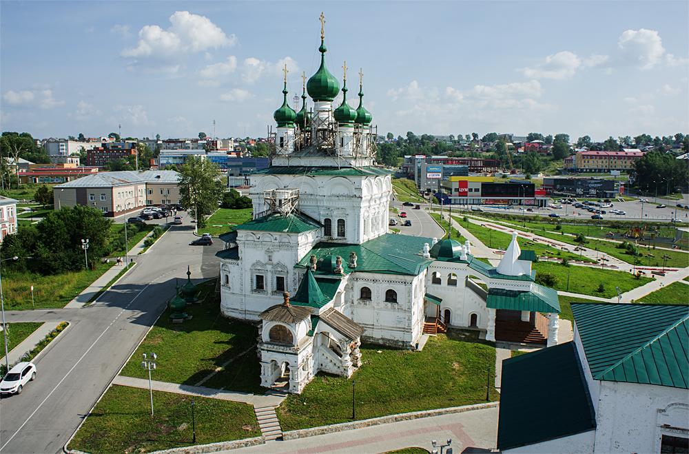 Соликамск - Свято-Троицкий собор
