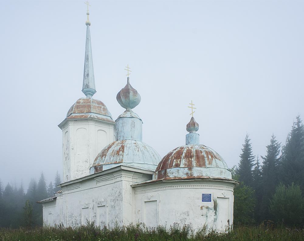 Чердынь, церковь Всех Святых