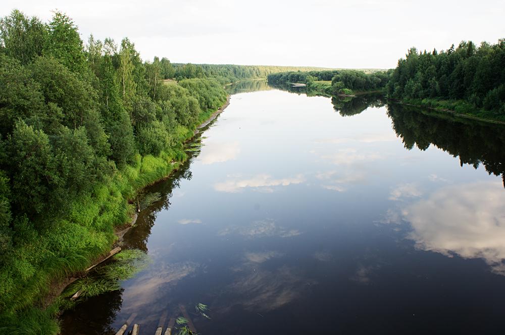 река Язьва