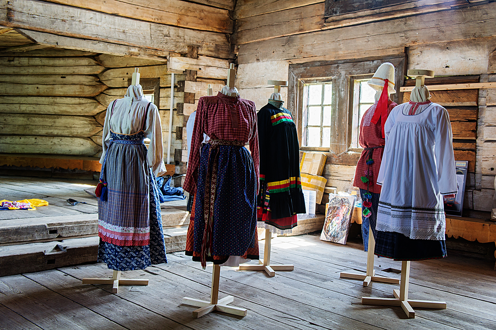 Крестьянская одежда