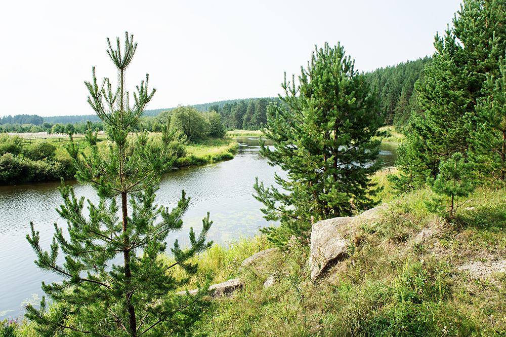 И снова окрестности села Мурзинка