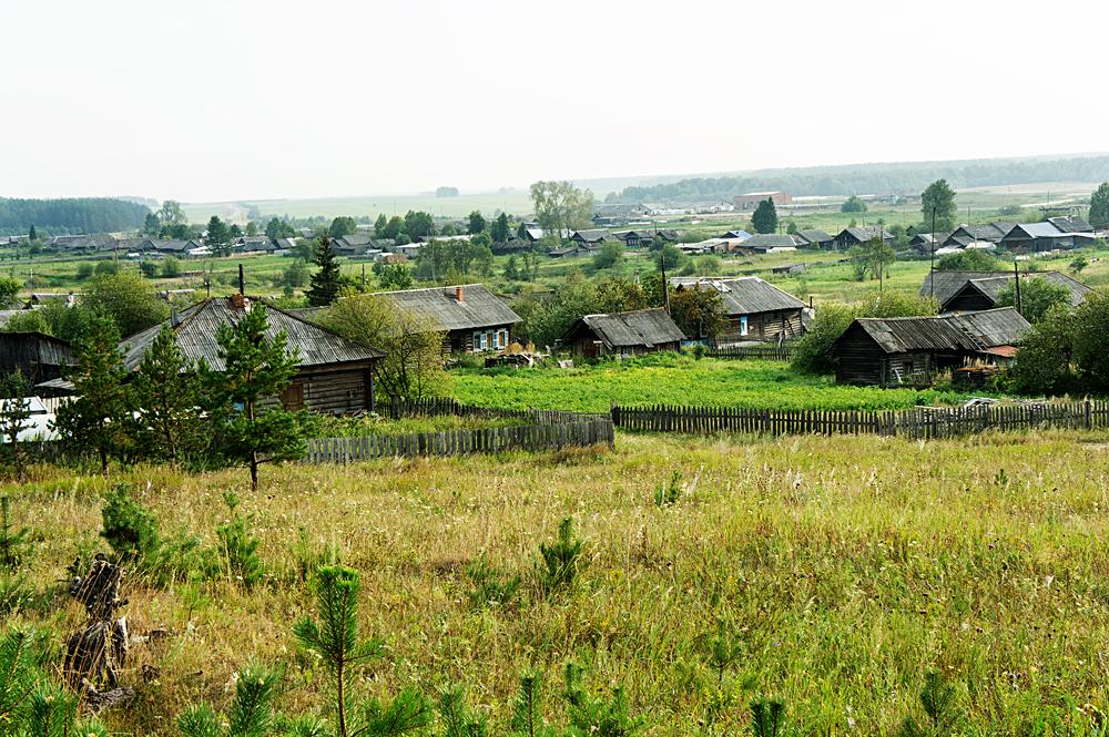 село Кайгородское