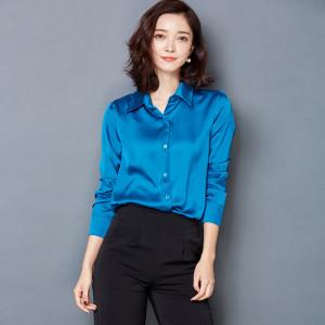 2016-павлин-голубого-атласа-рубашка-женщины-с-длинным-рукавом-шелковые-блузки-блудниц-рабочая-одежда-единый-офис