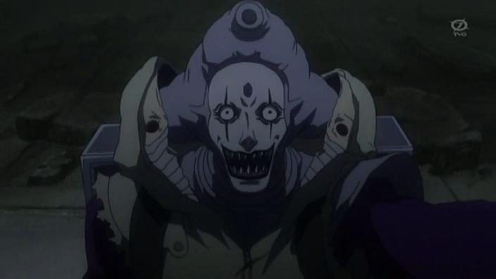 Демон из аниме D.Gray-man