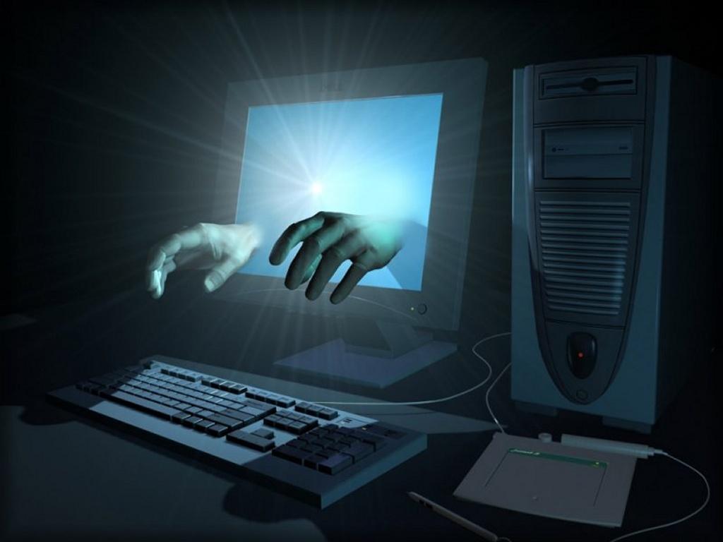 Для современного человека характерна боязнь выхода в интернет, боязнь быть отрезанным от интернета