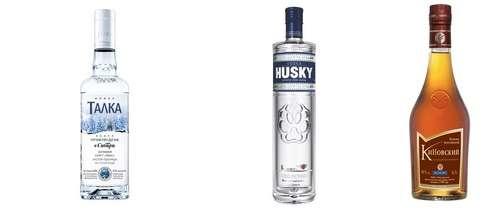 сколько весит пустая бутылка водки конька