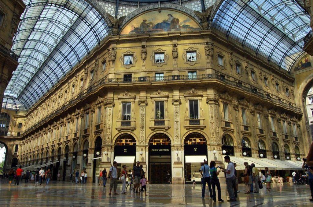 Милан в Италии