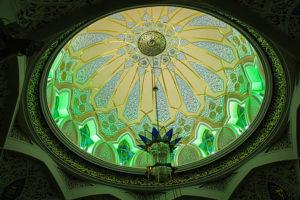 Потолок в Мечети
