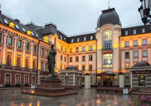 отель Шаляпин