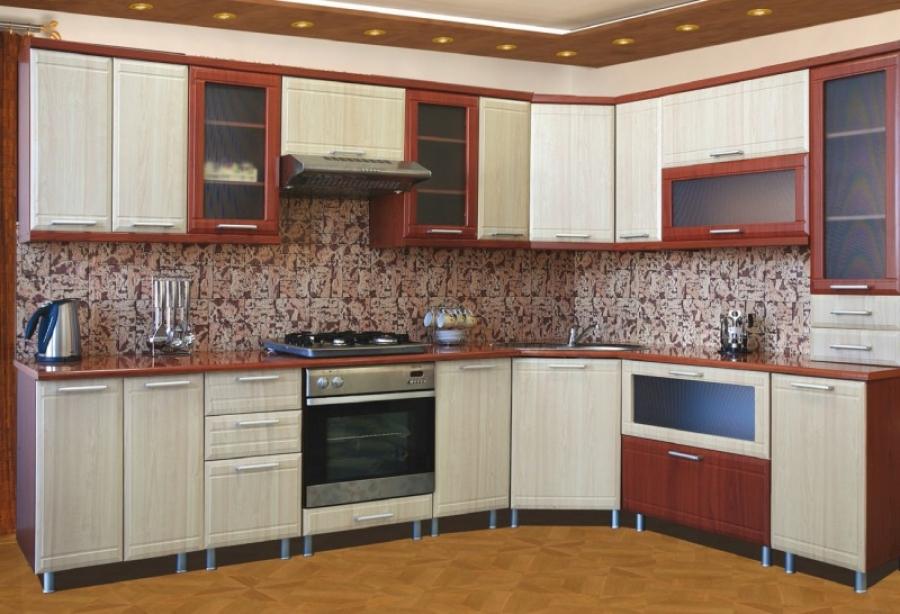 Кухня угловая - как ее обставить удобно?