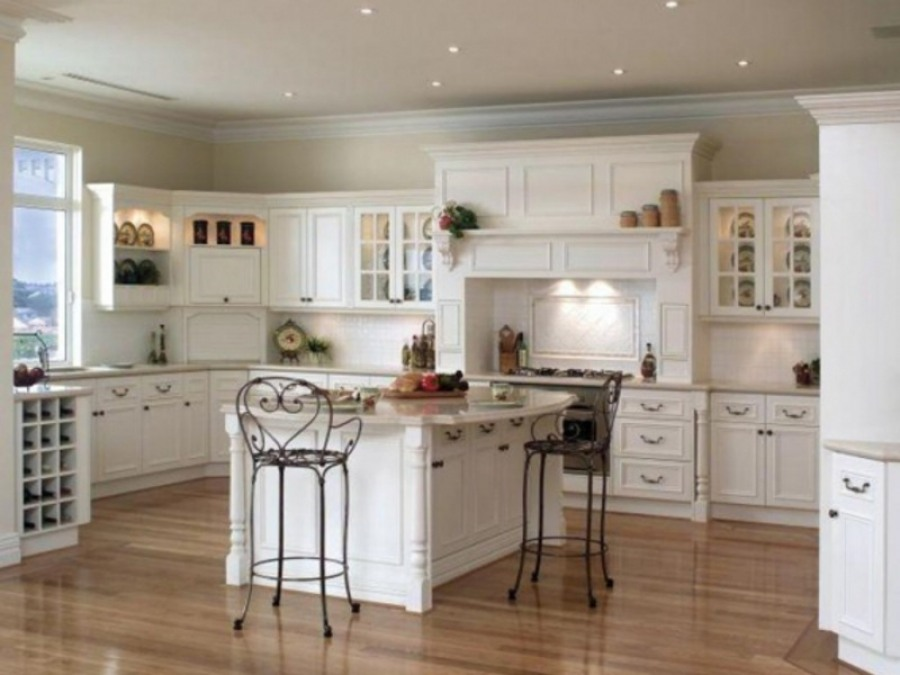 Современный стиль на кухне