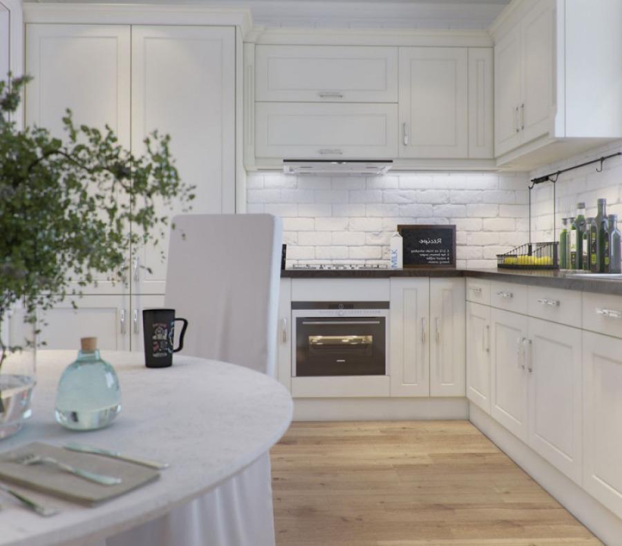 Интерьеры прованс кухня
