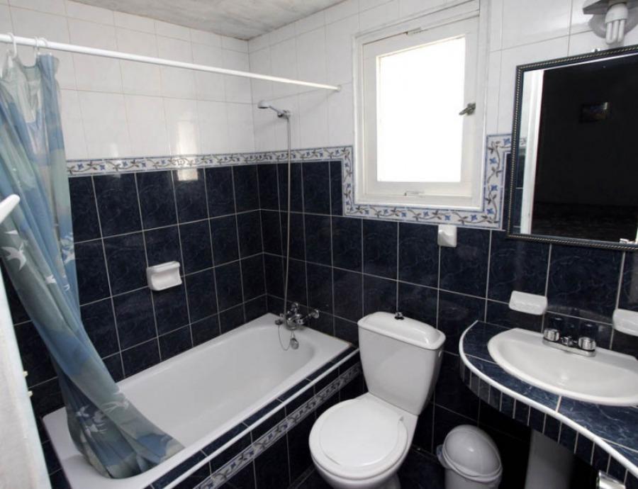 Идея очень маленьких ванных комнат