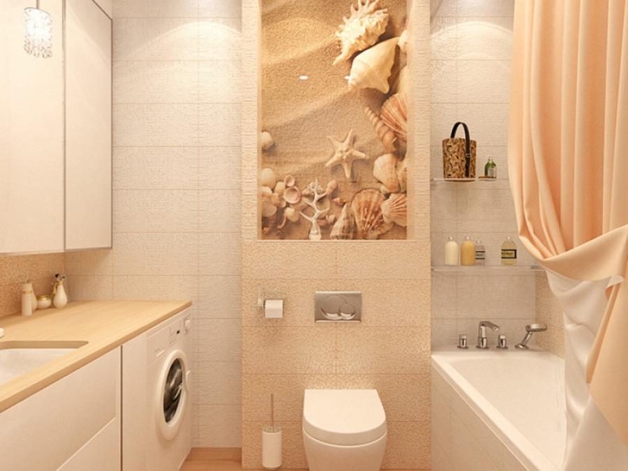 Как правильно отделать ванную