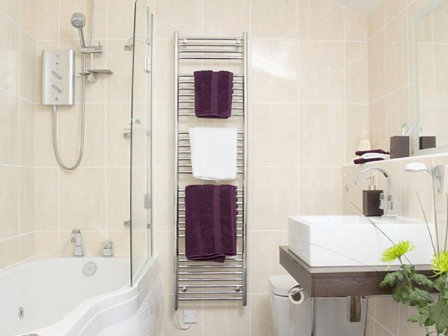 Преимущества небольшой ванной