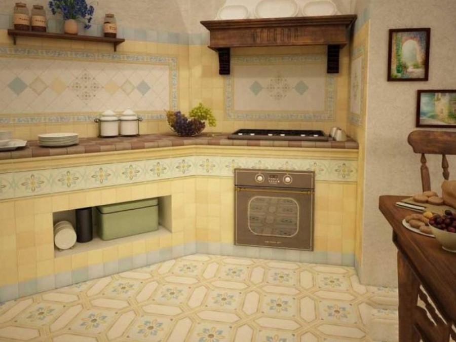 Кафель для кухоного фартука