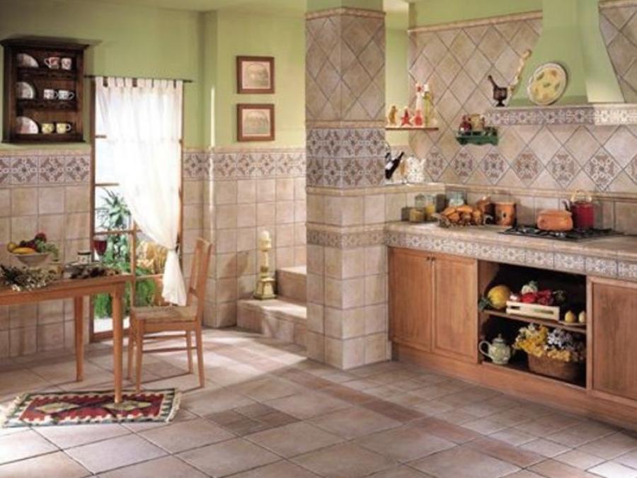 Кухонный фартук для стен своими руками