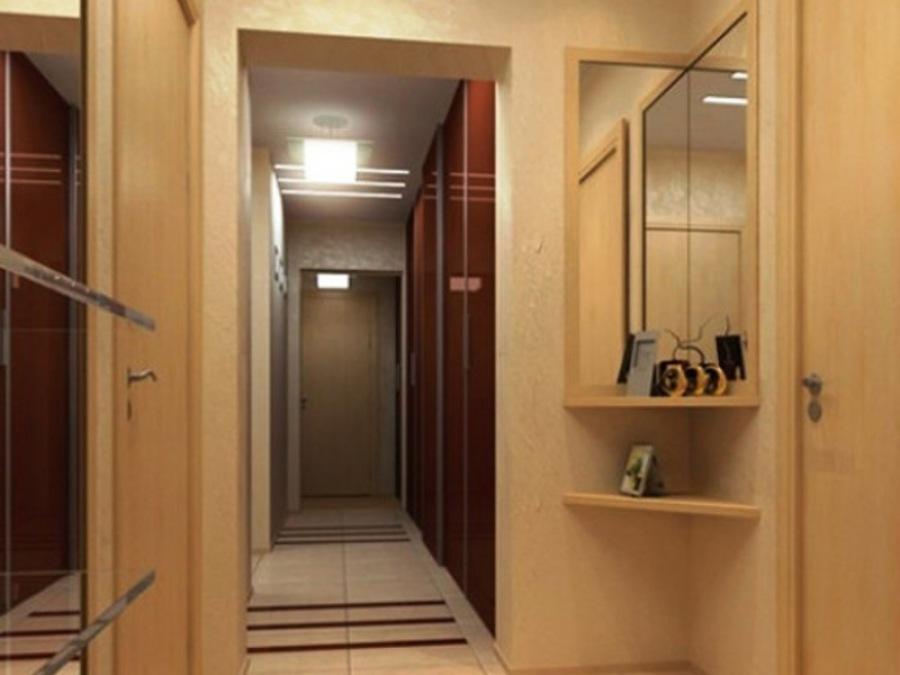 Идея оформления коридоров