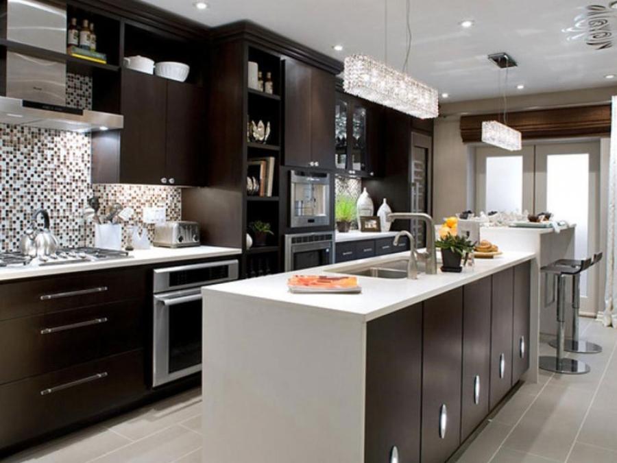 Дизайн современнй кухни