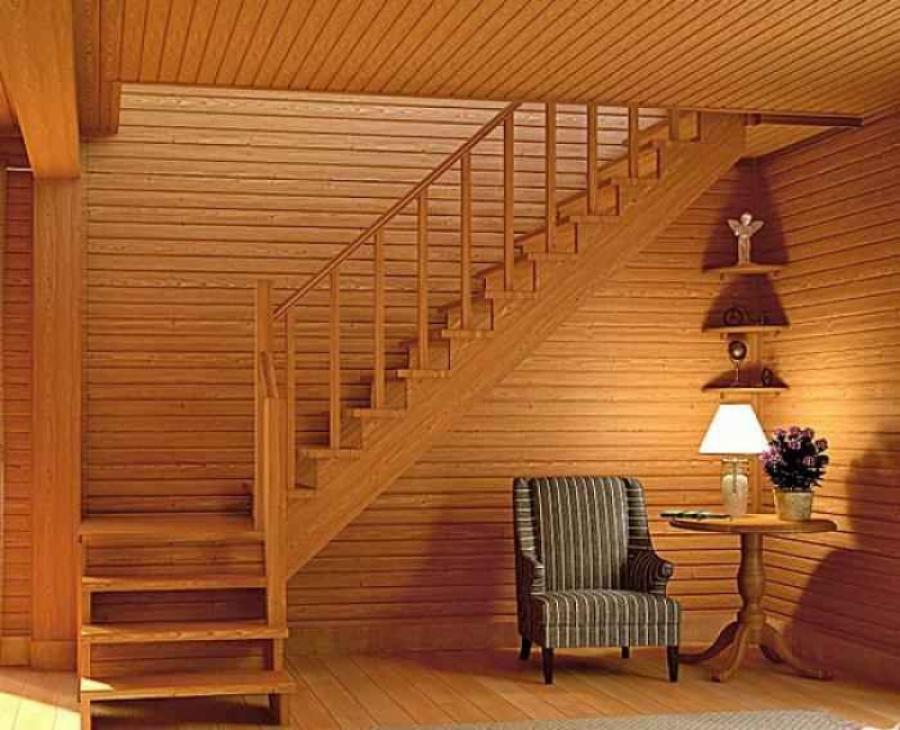 Виды лестниц и требования к ним