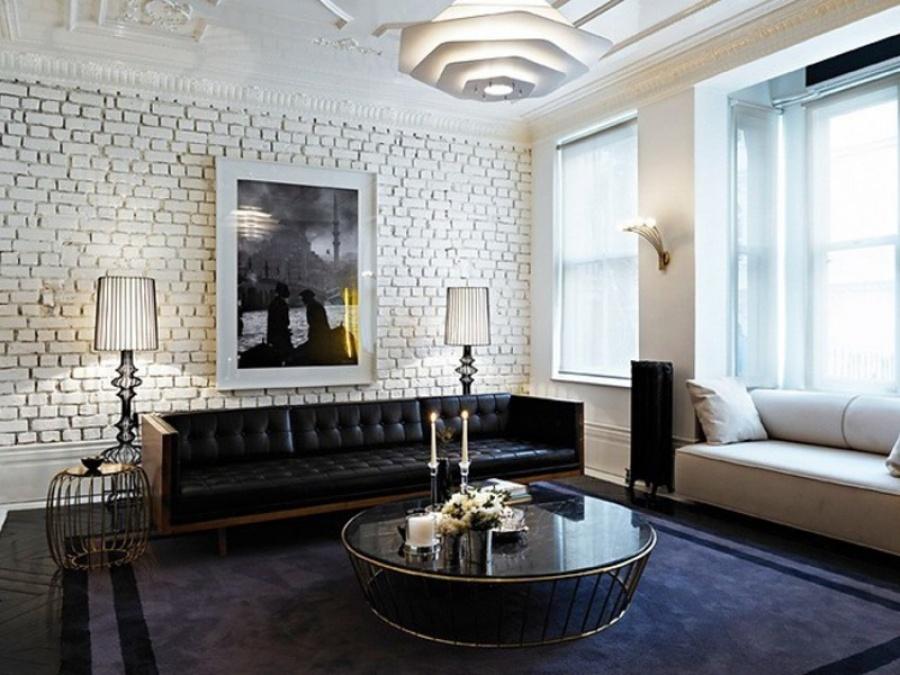 Современный интерье квартиры