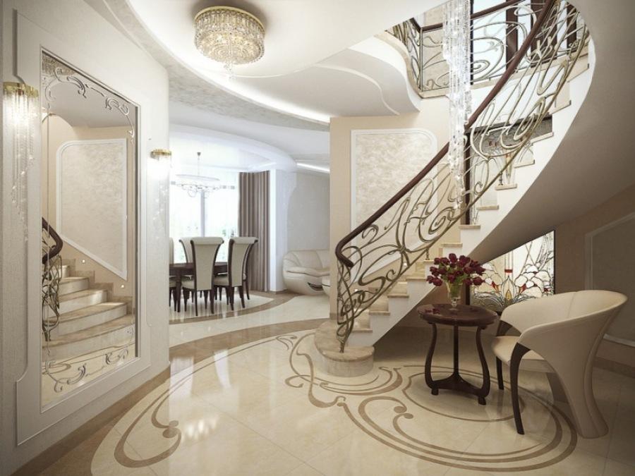 Как оформить красиво квартиру