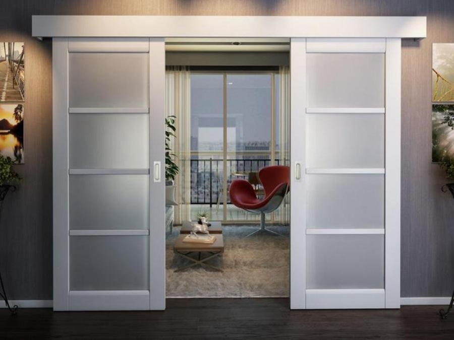 Материалы для изготовления дверей