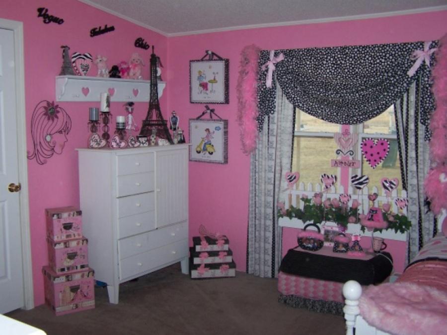 Комната в стиле Франции