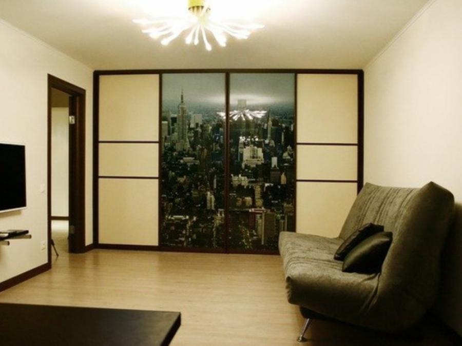 Подростковая комната в стиле Нью-Йорк