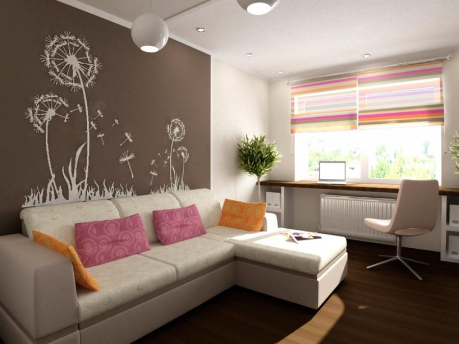 Дизайн комнаты - идеи от специалистов