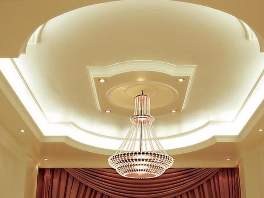 Потолка в помещениях