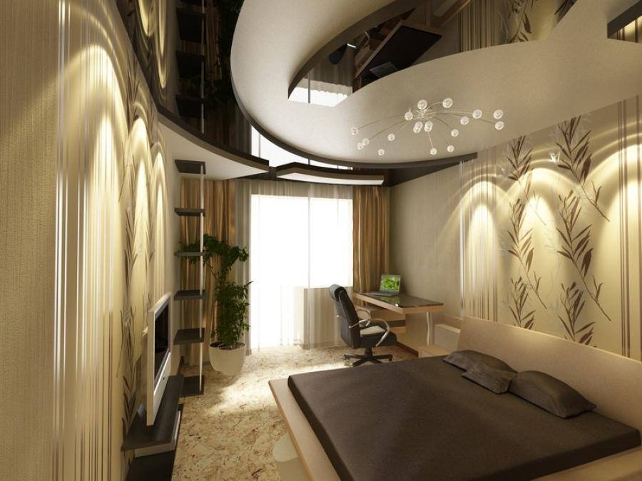 Потолки в современном стиле