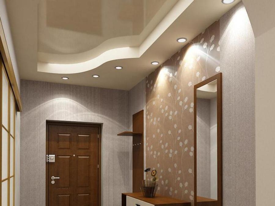 Идея отделки потолка