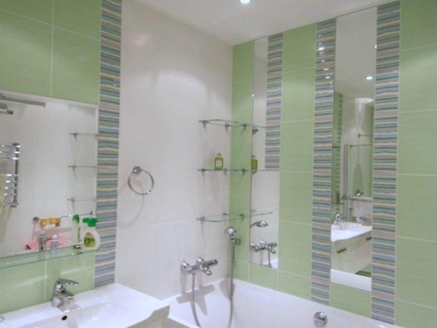 Современный проект ванной